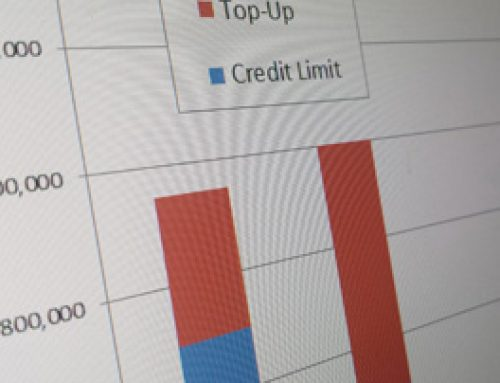 'Top-up' cover – paying extra credit insurance premium for cover on specific customers